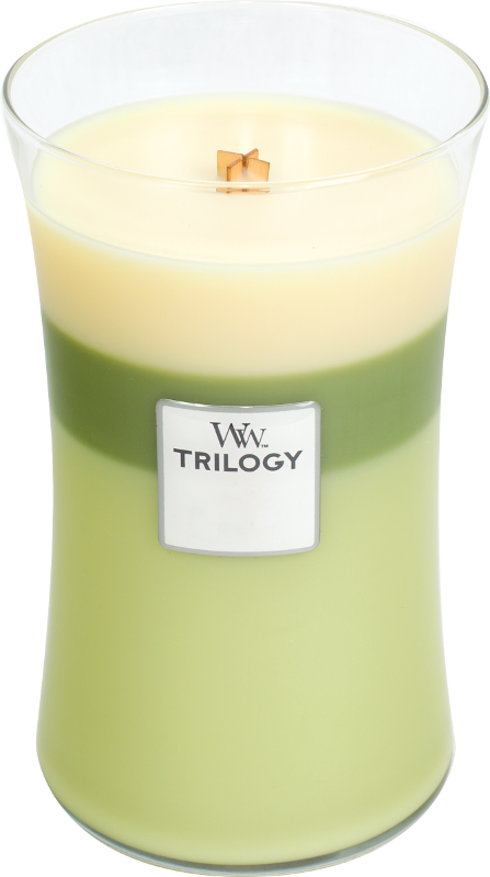 WW Trilogy Garden Oasis Large Candle