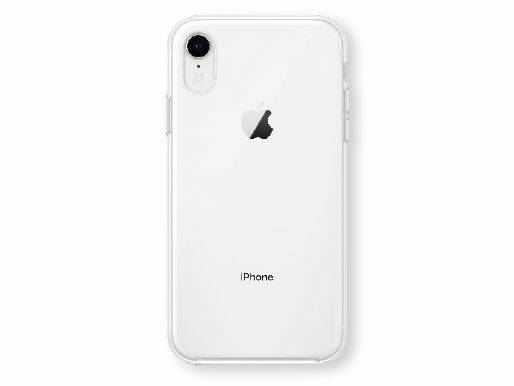 Apple iPhone XR doorzichtig hoesje