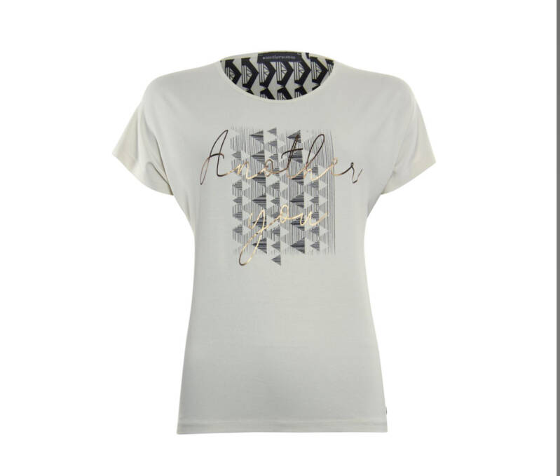 Another woman t-shirt ronde hals