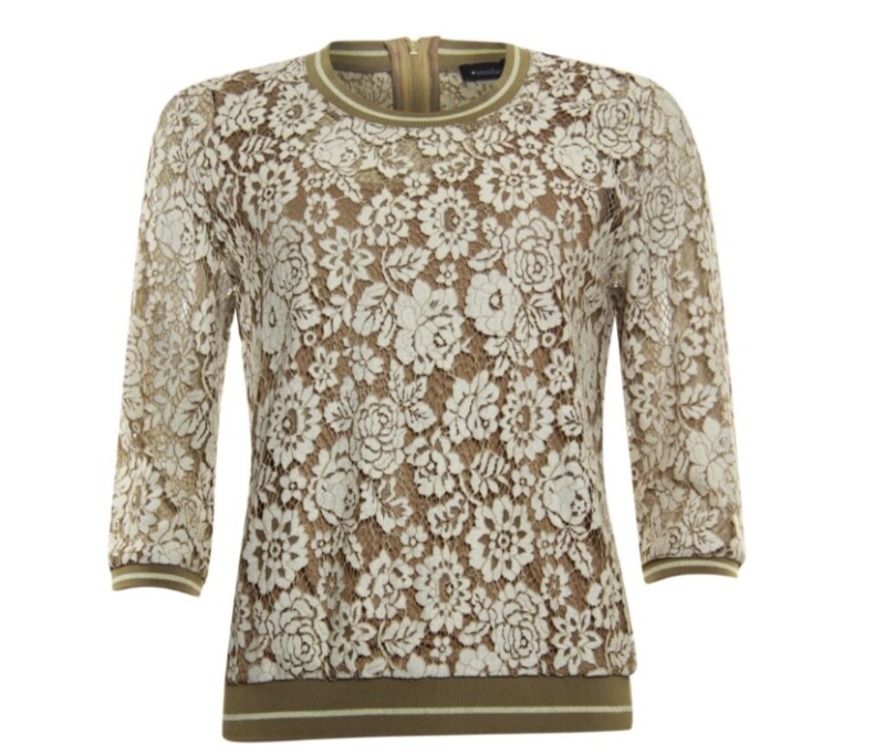 Blouse Warm Sand