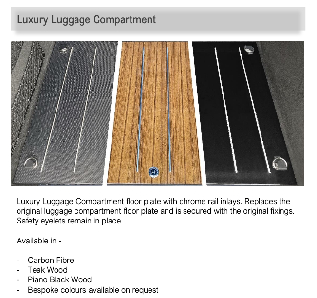 Hofele Luxury Luggage Compartment G Class (W463a) [PRO000892]