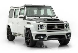 Mansory G-Wide Kit I. With Panels G Class (W463a) [PRO000384]