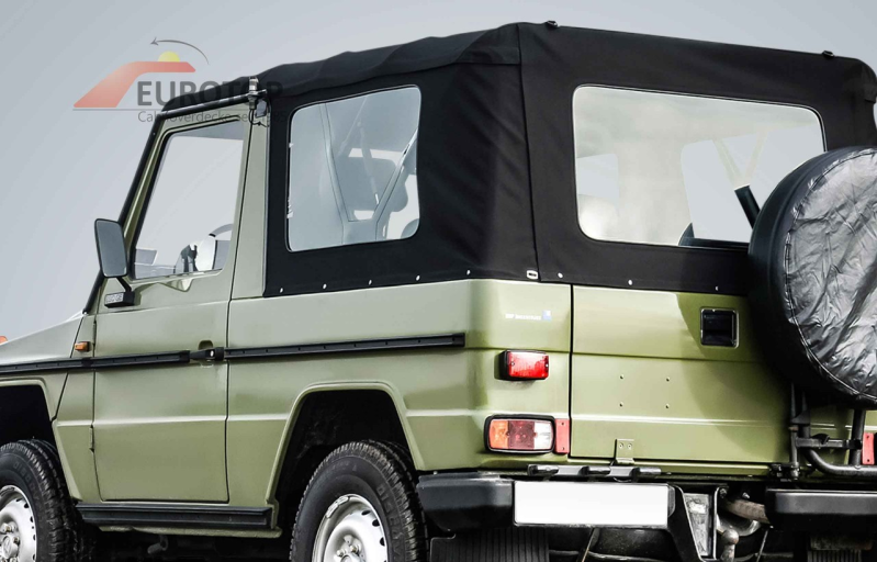 Group Purchase Soft Top G-Class