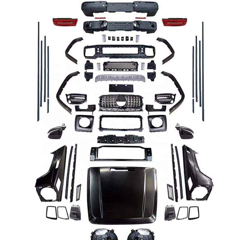 Full W463a Conversion Body Kit for W463 (new package) (W463) [PRO000103]