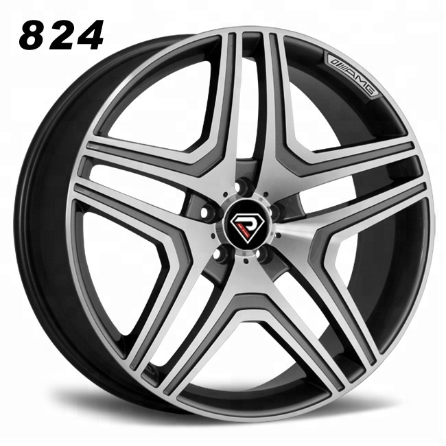 "Set of 4 G63 AMG look Wheels 5 x 130 20"" (W460 W461 W463 (Old) ) - [PRO000063]"