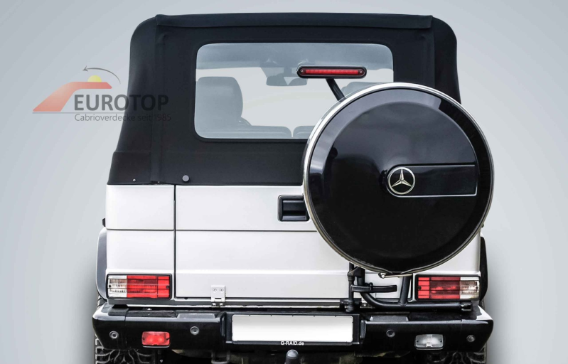 Soft Top Sonnenland Mohair For Mercedes G-Modell / Puch W463 Year 97-18 (W463) [PRO000127]
