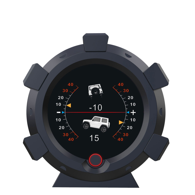 Inclinometer Dashboard (W460 W461 W463 W463a) [PRO000230]