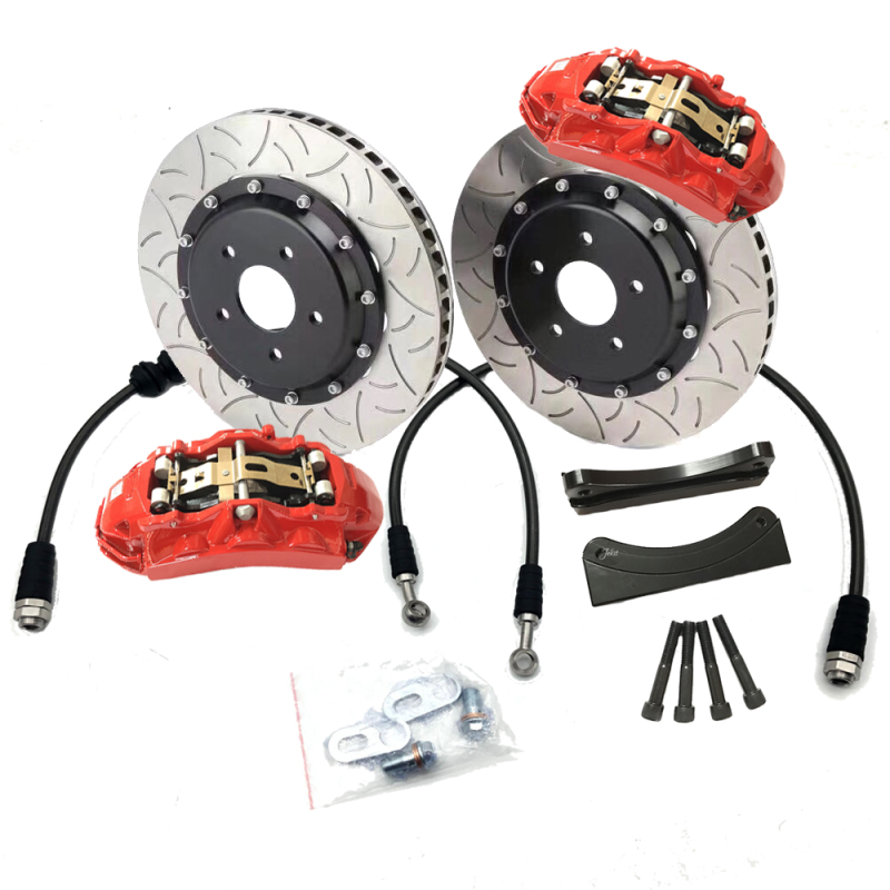 Performance Brake kit front 380mm 6 piston Calipers Front (W460 W461 W463) [PRO000097]