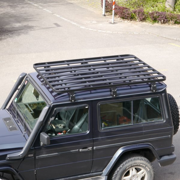 ORC Roof Rack Complete Set (Black 1950 mm x 1477 mm for 3-Door G) (W460 W461 W463 463a ) [PRO000079]