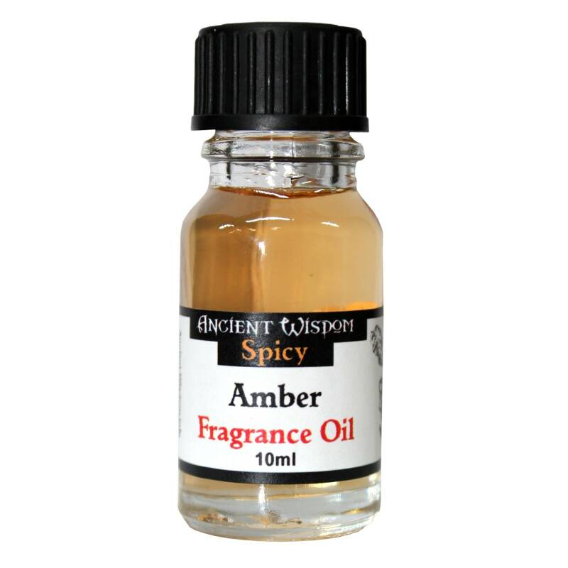 AW Fragrance Oil - Amber.