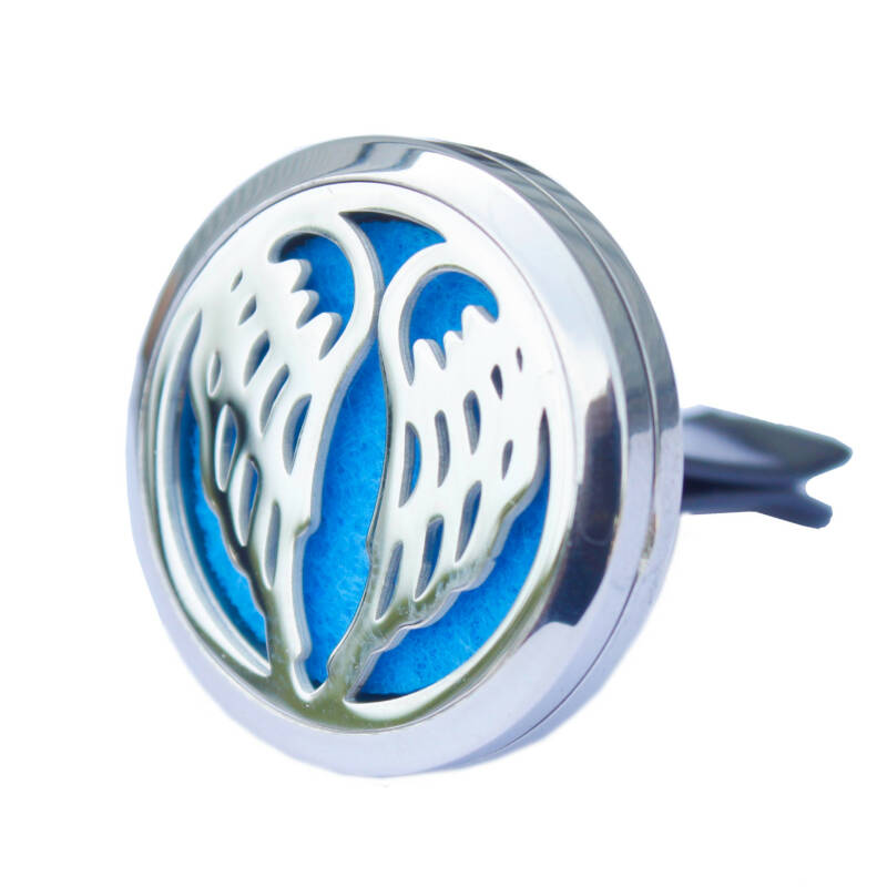 Aromatherapy Car Diffuser - Angel Wings.