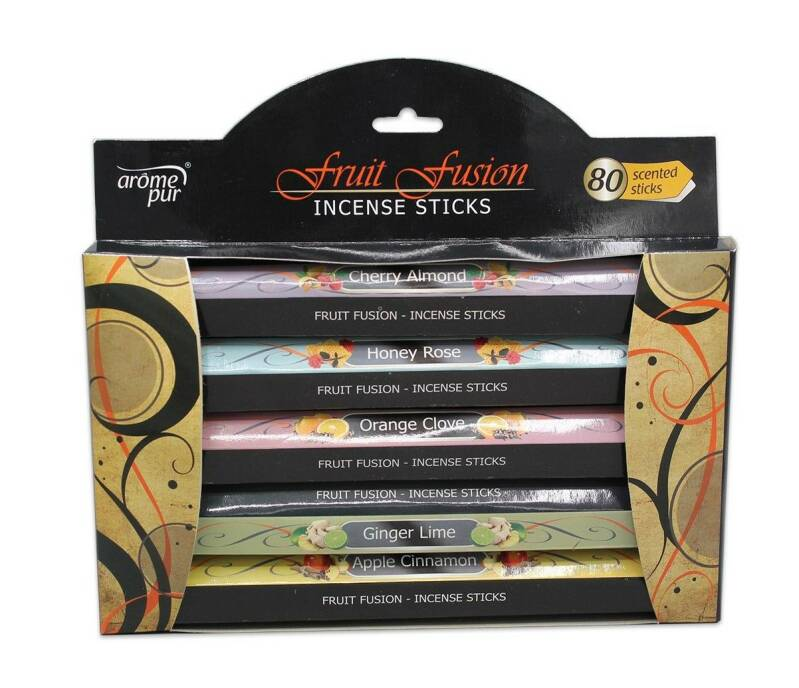 Arome Pure - Fruit Fusion giftpack.