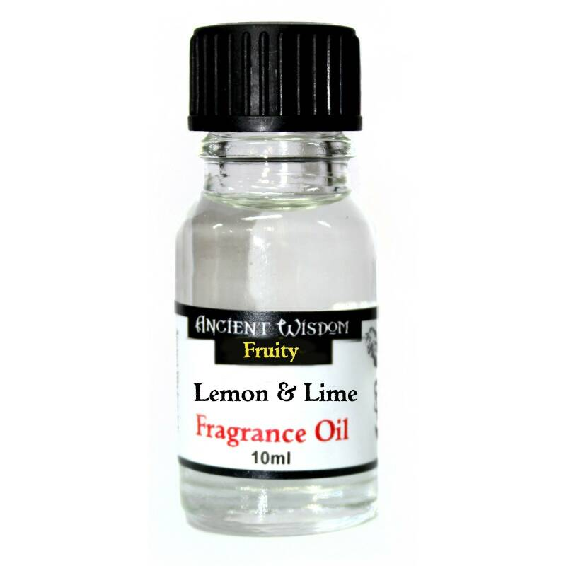AW Fragrance Oil - Lemon & Lime.