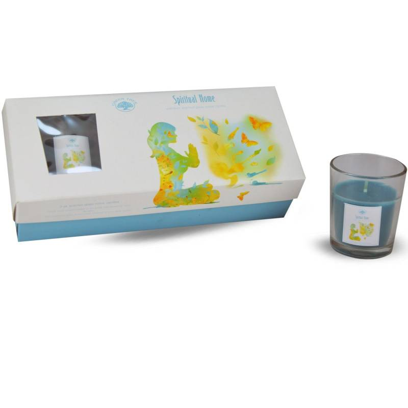 Gift set votives kaarsjes - Spiritual Home