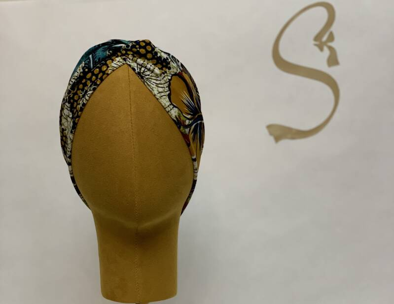African vibe multi color Twist