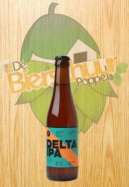 Brussels Beer Project Delta I.P.A.