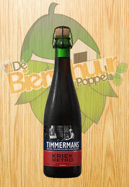 Timmermans Kriek Retro 37,5cl