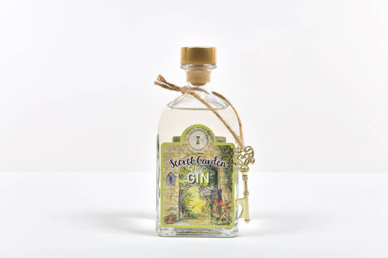 Secret Garden Gin (70cl)
