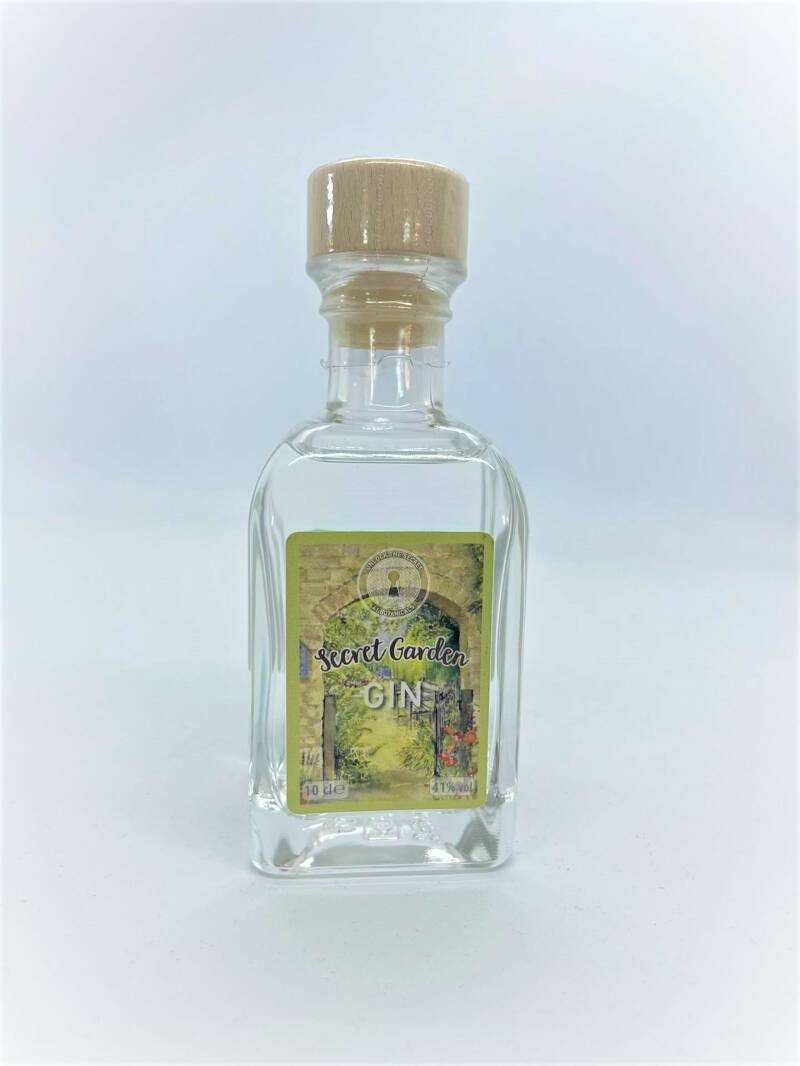 Secret Garden Gin mini (10 cl)