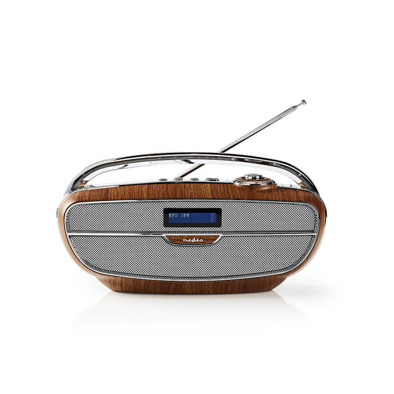 Digitale DAB+ radio 60 W FM | Bluetooth RDDB5310BN