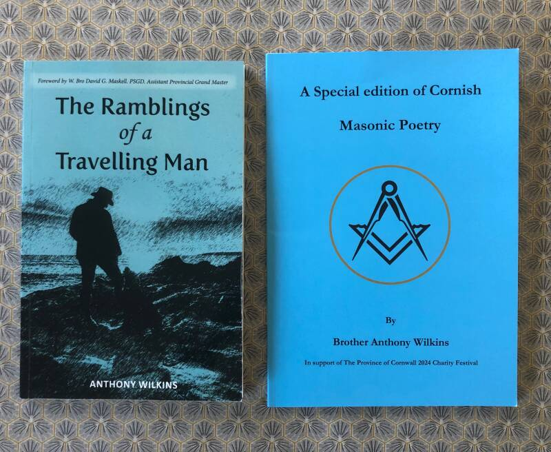 Combined Ramblings of a Travelling Man and Ltd Edition Booklet
