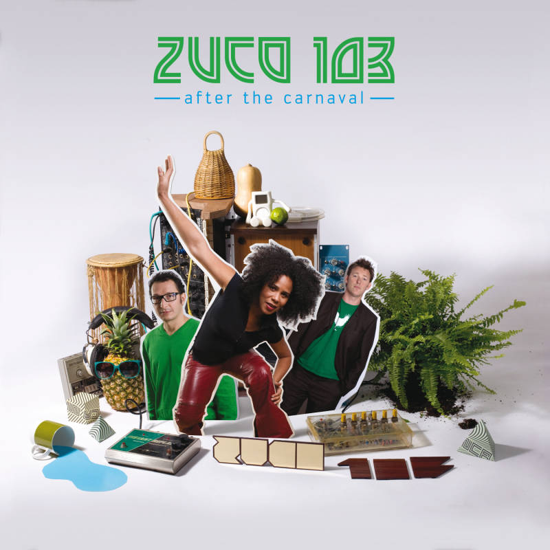 Zuco 103 | CD After the Carnival