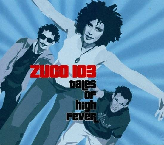 CD Tales of High Fever | Zuco 103