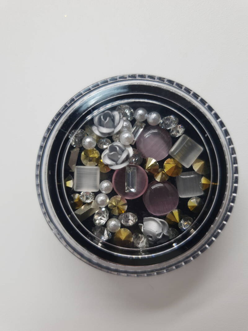 Roses silver