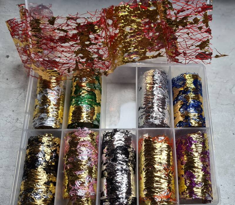 Net Foil Inlay Color
