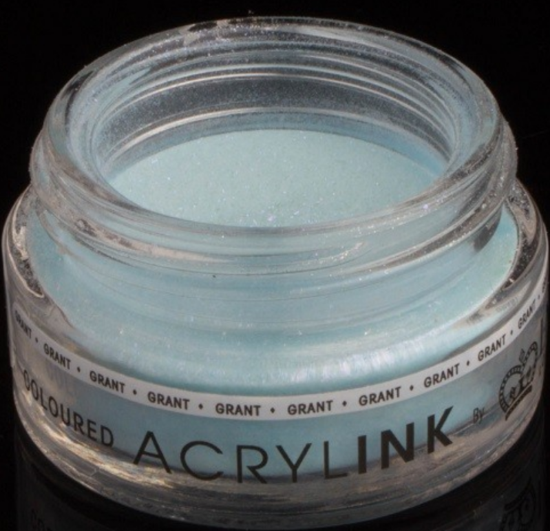 Coloured Powder - Grant Turquoise Shimmer 10 gr