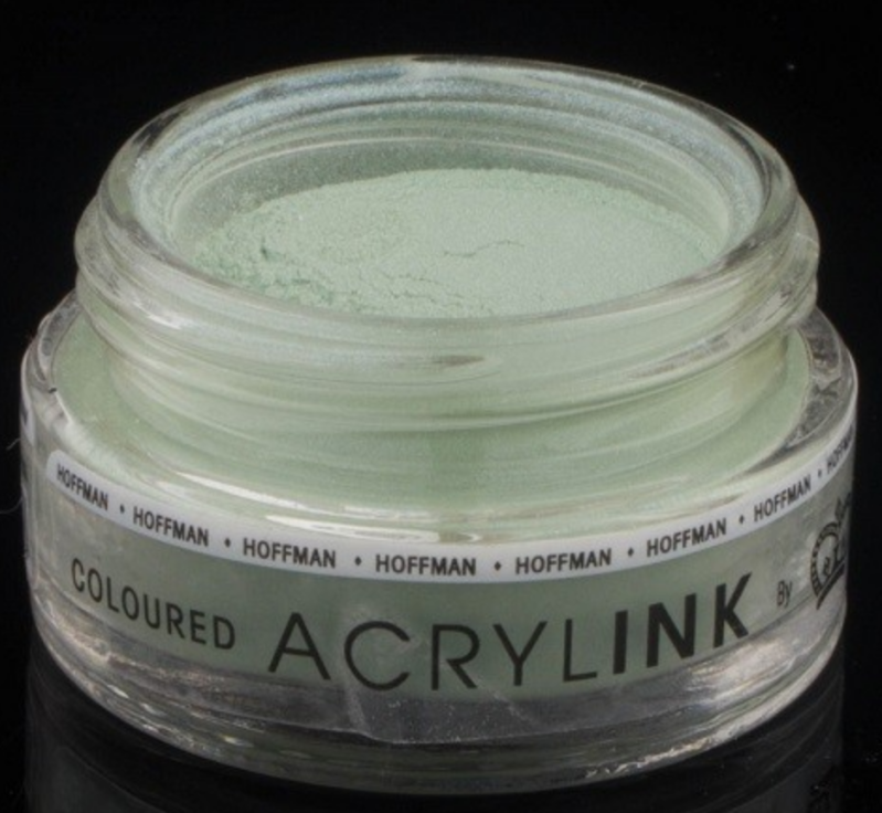 Coloured Powder - Hoffman Green Dust 10 gr