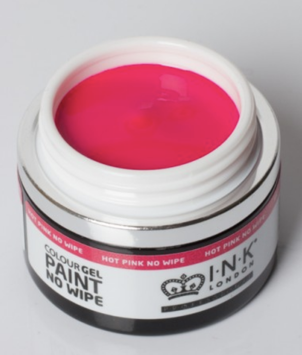 Paintgel - Hot Pink - No Wipe