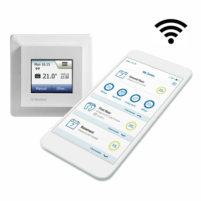 MWD5 thermostaat met wifi