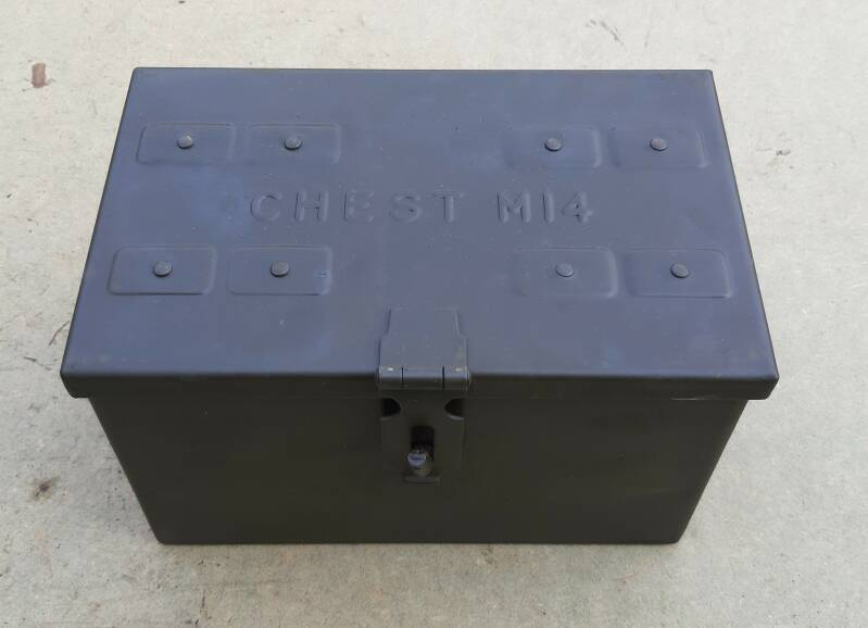 Chest M14 for Light aiming post