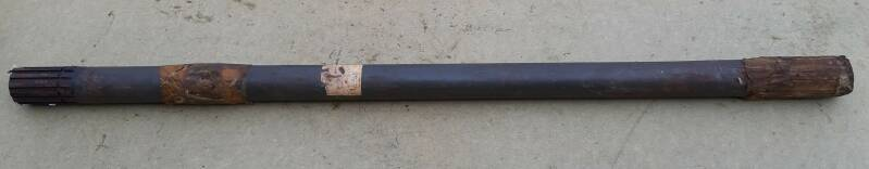 G509 Shaft, front axle long right