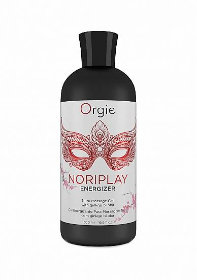 Noriplay - Energizing Nuru Massage Gel