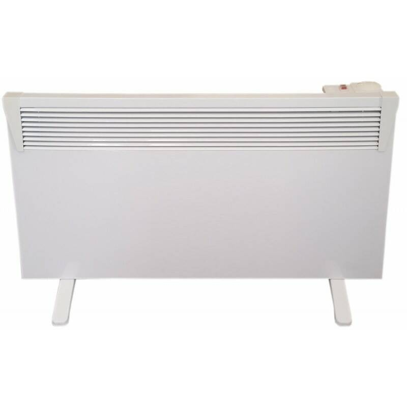1000W Tesy convector met mechanische thermostaat N03 100 MIS F IP24 | 51955