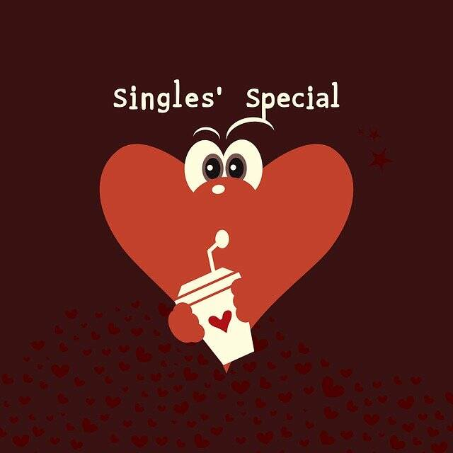Singles Lunch 4 april 2021