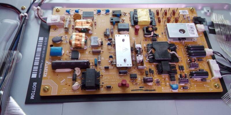 Powerboard Philips 47PFL6687/12 DPS-119CP 2950298304