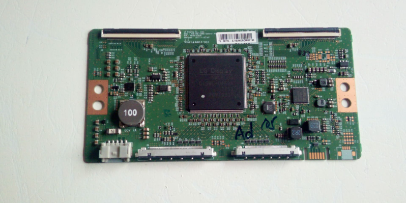 Tconboard Philips 75PUS8303/12 6807C-0783A