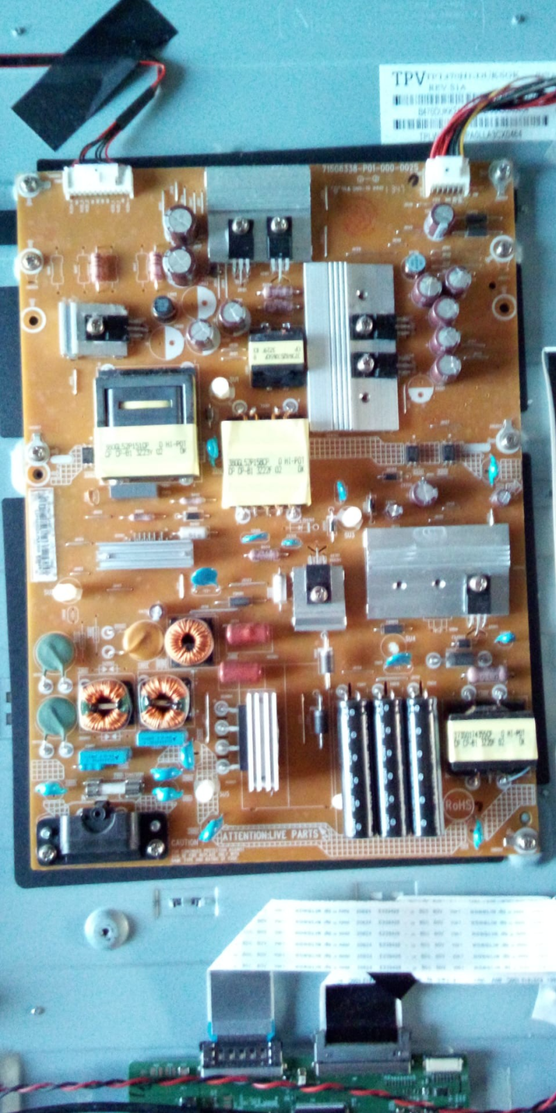 Powerboard Philips 47PFK7109/12 715G6338-P01-000-002S