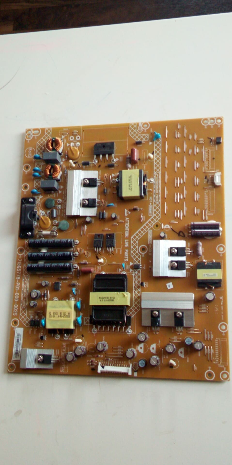 Powerboard Philips 47PFL5008K12 715G778-P01-000-002S