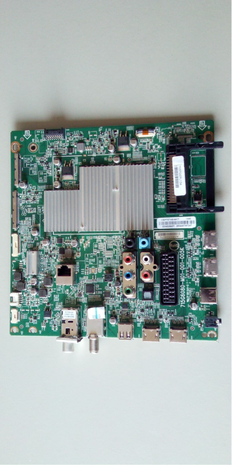 Mainboard Philips 55PFK6959/12 715G6080-M01-001-005K