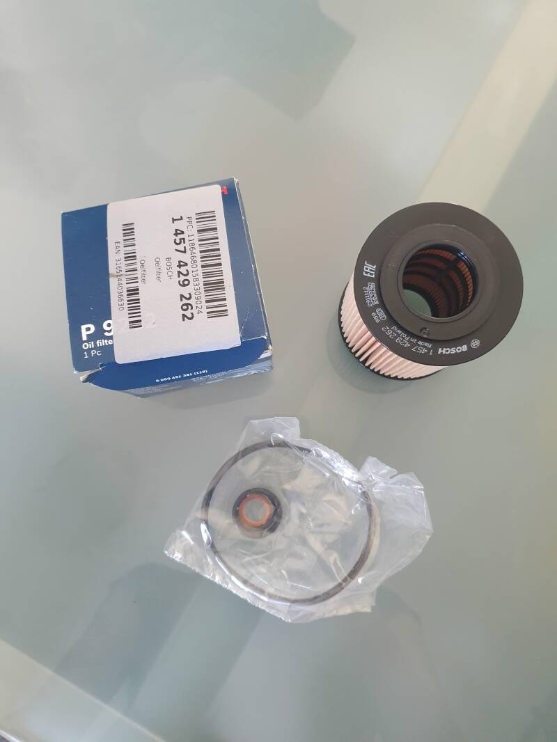 BMW Oliefilter (316i)