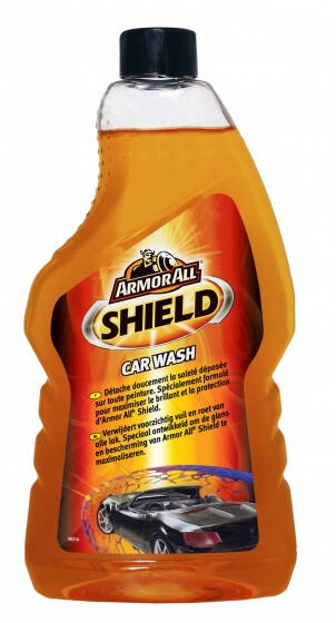 Armor All autoshampoo Shield Car kunststof oranje 520 ml