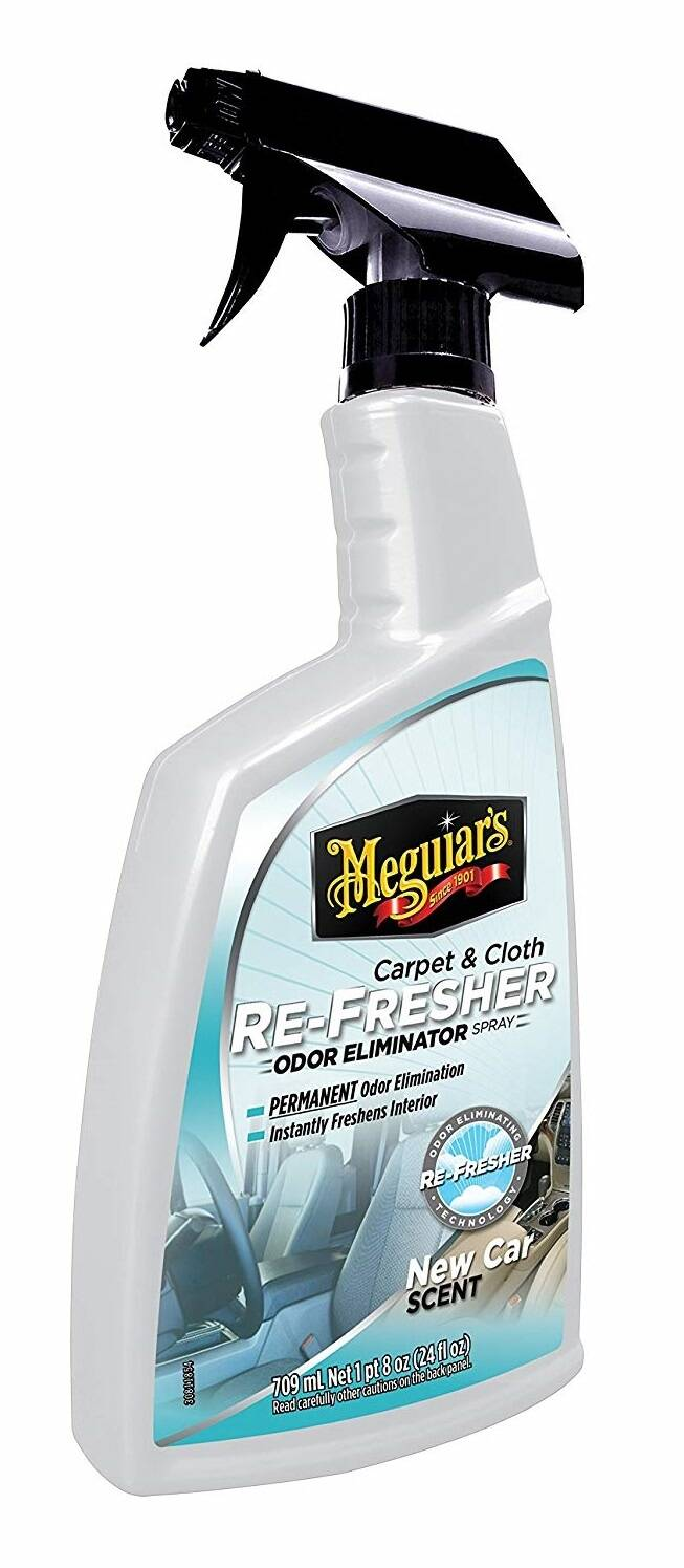 Meguiar's Carpet & Fabric Refresher 710 ml wit
