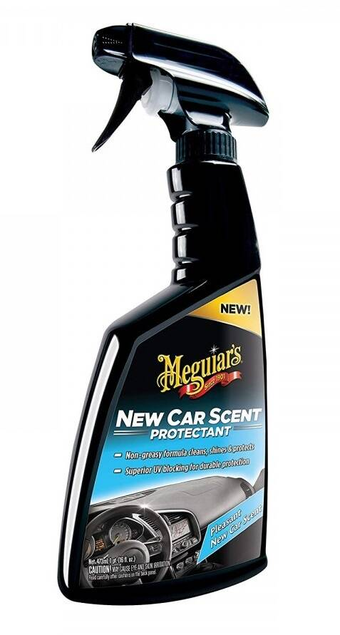 Meguiar's interieurreiniger New Car Scent Protectant 473 ml