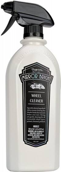 Meguiar's wielreiniger Mirror Bright Wheel Cleaner 850ml