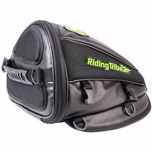 Tail bag Riding Tribe opdruk