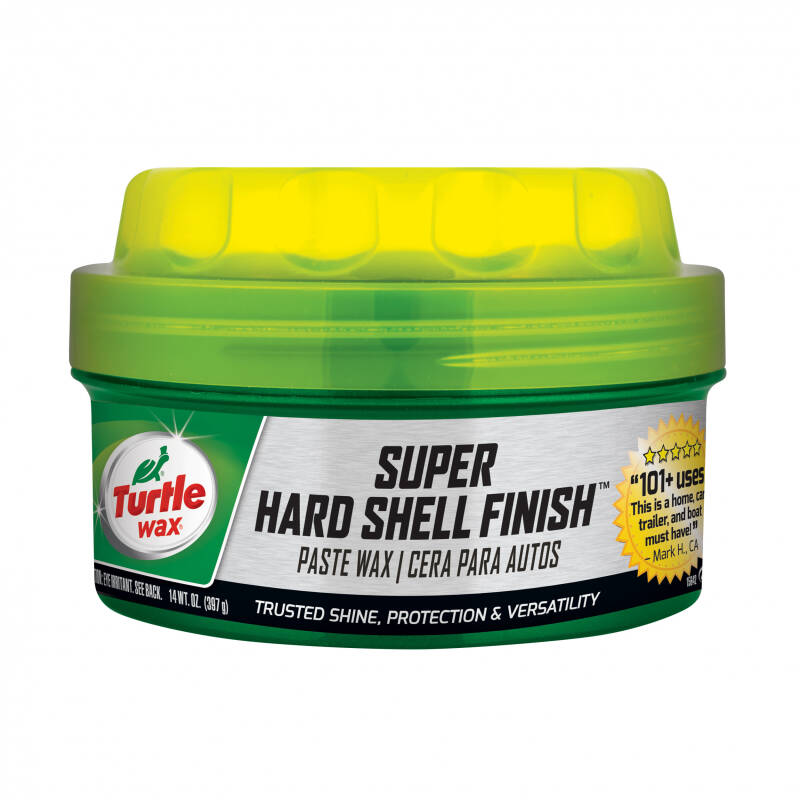 Turtle Wax lakreiniging HardShell